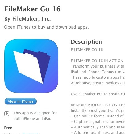ITunes In Learning FileMaker Scoopit - Create an invoice on paypal hallmark store online