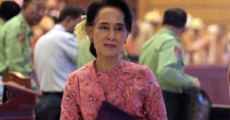 Myanmar parliament enters democratic era after 54 years of military rule   Criminology and Economic Theory   Scoop.it