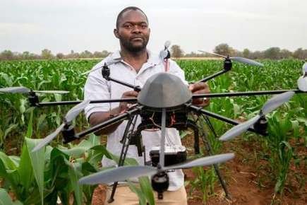 Drought-hit Zimbabwe farmers look to science to save crops | MAIZE | Scoop.it