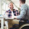 Insertion professionelle d'une personne handicapée