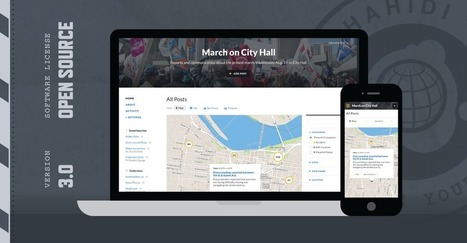 Ushahidi Version 3.0 is here   Communication 360°   Scoop.it