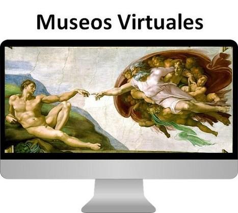 Más de 50 Museos Virtuales que puedes visitar GRATIS | Humanidades digitales | Scoop.it