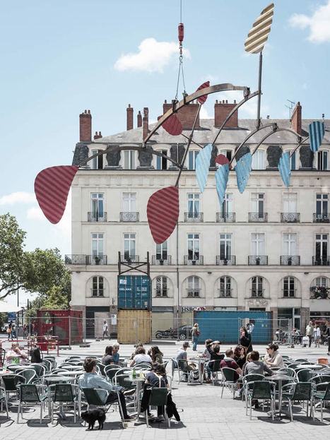 Le Voyage à Nantes returns to celebrate the French city's staunch commitment to creativity and the arts... | Nantes, Take the journey ! | Scoop.it