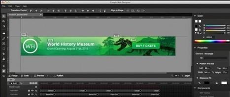 Google Launches Interactive HTML5 Ad and Website Builder by @wonderwall7 | SpisanieTO | Scoop.it