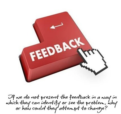 How To Prepare Yourself To Give Negative Feedback - Lead From Where You Are Now | EDUCATION | Scoop.it