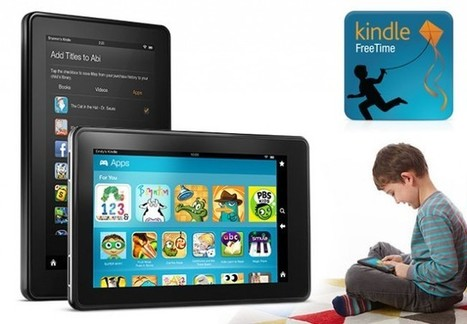 Kindle Fire HD Update Adds Camera App, Swype And FreeTime Unlimited | Entrepreneurship, Innovation | Scoop.it