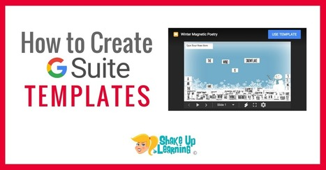Create G Suite Templates With This Hack Tha
