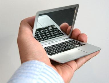 MacBook Air Mirror | All Geeks | Scoop.it