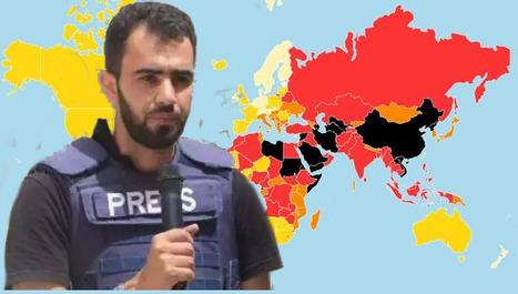 Le Syrien Hadi Abdullah désigné «journaliste de l'année» par Reporters sans frontières | New Journalism | Scoop.it