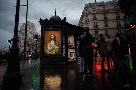 What if Classical Paintings Replaced Advertisement? | Best Urban Art | Scoop.it
