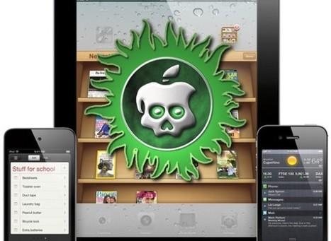 Bijna één miljoen gejailbreakte iOS-apparaten met Absinthe 2.0 ... | iOS & Android apps | Scoop.it
