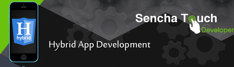 Hybrid Apps : the future of the mobile app development industry | Web mobile applications | Scoop.it