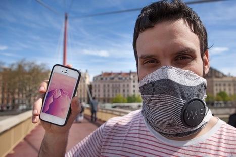 Innovations, applications et objets connectés pour mesurer et lutter contre la pollution | Objets connectés, IoT, drones, e.santé, ... | Scoop.it