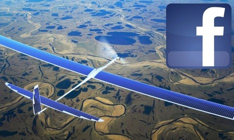 Facebook rumoured to be in talks to buy drones | SEO | Scoop.it