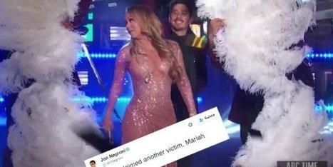 Le Nouvel An désastreux de Mariah Carey à Times Square | Crise de com' | Scoop.it
