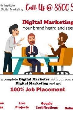 Digital Marketing Training Institute Pitampura' in Digital