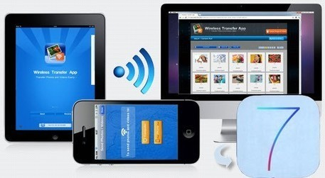 Cómo pasar archivos del móvil al ordenador sin cables | Information Technology & Social Media News | Scoop.it