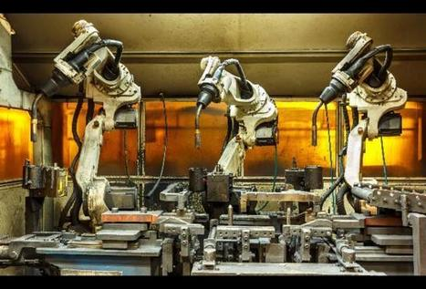 Automation And The Future Of Work | The New Reality of Work | Scoop.it