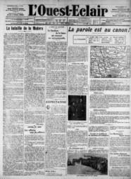 """Octobre 1912 : """"prédiction"""" de la bataille la Woëvre en... 1915 !   Yvon Généalogie   Rhit Genealogie   Scoop.it"""
