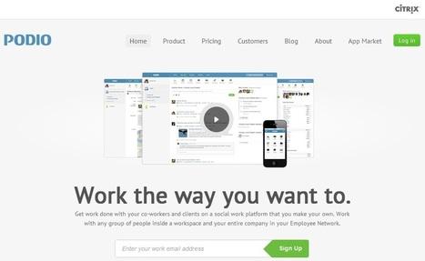 CRM, Social Media Management Tools, Project Management Software | G Social Media | Social Media & Networking | Scoop.it