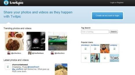 Twitpic va finalement fermer, voici comment sauvegarder vos photos | French Digital News | Scoop.it