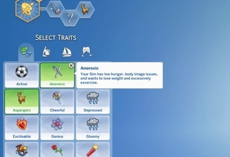 The Sims 4 Traits Mod idea gallery