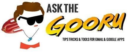 Tips for Teachers: Using Google Forms as Grading Rubrics | Google Gooru | Common Core Resources for ELA Teachers | Scoop.it