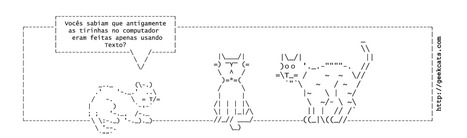 tira010_asciiart.jpg (1300×400) | ASCII Art | Scoop.it