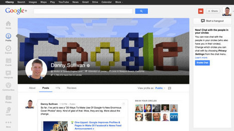 My, What A Big Profile Page & Cover Photo You Have, Google+ | All things Google+ | Scoop.it