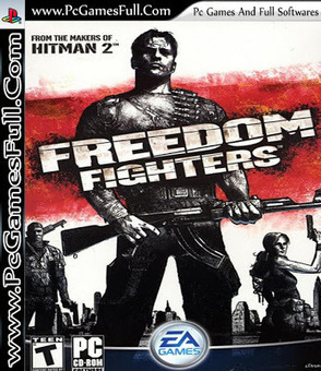 Freedom fighters download (2003 arcade action game).