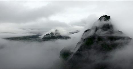 Vidéo : le survol onirique des fjords de Norvège dans la brume | De Natura Rerum | Scoop.it