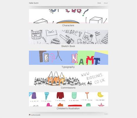 15 Free Online Portfolio Hosting Sites - Design Instruct | Le portfolio de développement professionnel continu | Scoop.it