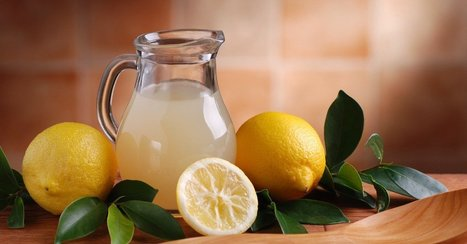 Lemon Juice: Acidic or Alkaline, and Does It Matter? | Fitness, Health, Running and Weight loss | Scoop.it