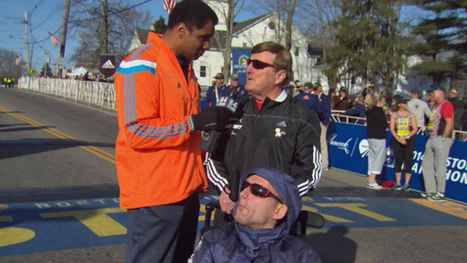 Dick And Rick Hoyt Ready For Final Boston Marathon Together | Boston, you're my home | Scoop.it