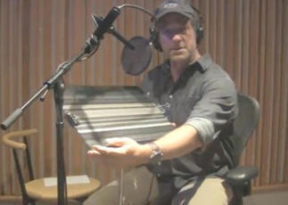 Mike Rowe teaches voice-over (and a musical bonus) - CBS News | Voiceovers | Scoop.it
