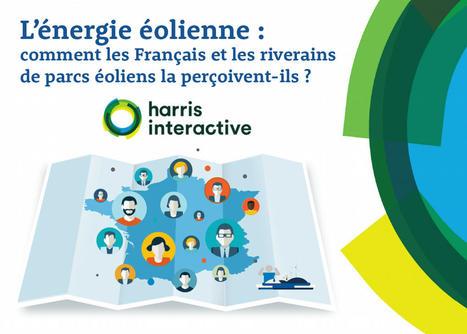 Enquête Harris : l'opinion des Français sur l'éolien très stable et largement favorable | Veille | Scoop.it