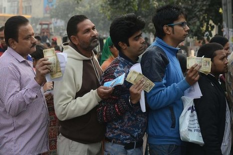 Washington Secretly Behind Cash Ban In India | The Money Chronicle | Scoop.it