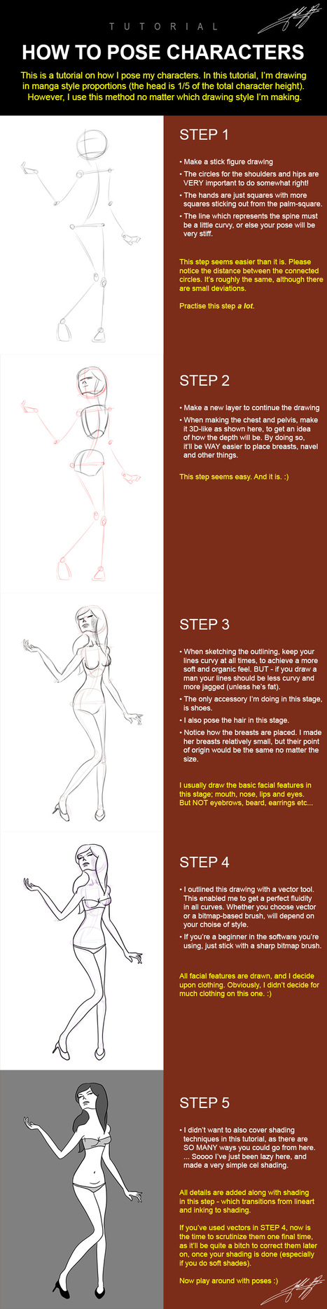 Anime Drawing In Drawing And Painting Tutorials
