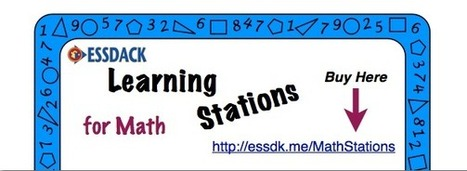 K-6 Math Stations for the Common Core   ESSDACK - Education Trends & News   Scoop.it