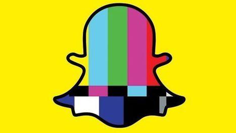 Snapchat : les médias français ont débarqué ! Voici leurs snapcodes | Les médias face à leur destin | Scoop.it