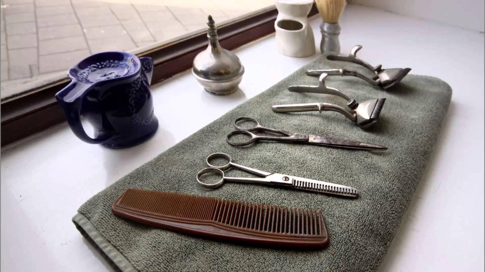 3d Binaural Sound Virtual Hairdresserbarber