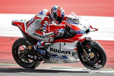 Ducati says Lorenzo knows its bike is competitive | Ductalk Ducati News | Scoop.it