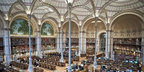 Le site Richelieu de la Bibliothèque nationale de France s'ouvre au public | Remue-méninges FLE | Scoop.it