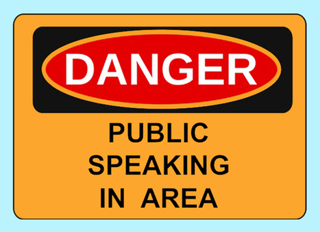 fear of speaking in public essay