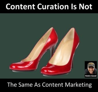 Content Curation Is Not Content Marketing | Research Capacity-Building in Africa | Scoop.it