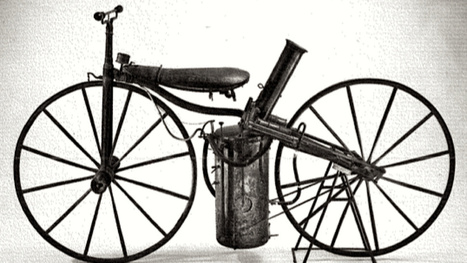 The Most Astounding Steam-Powered Vehicles in History | Heron | Scoop.it