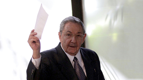 Raul Castro reelected as #Cuba's president | Revolutionary news | Scoop.it