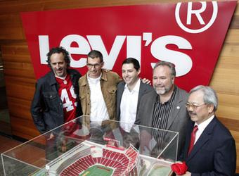 Levi's Stadium: 49ers' new Santa Clara home gets a name in $220 million deal | SoCooL Scoop [NO BULL] | Scoop.it