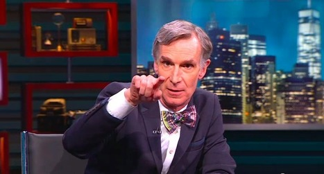 Bill Nye explains the science of racism — and according to his calculations ... - Raw Story | CLOVER ENTERPRISES ''THE ENTERTAINMENT OF CHOICE'' | Scoop.it