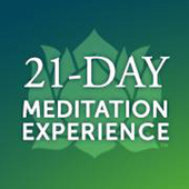 Meditation Experience:  Desire & Destiny with Deepak & Oprah   EARTHCOVE - a place for peaceful interplanetary & interspecies relations   Scoop.it